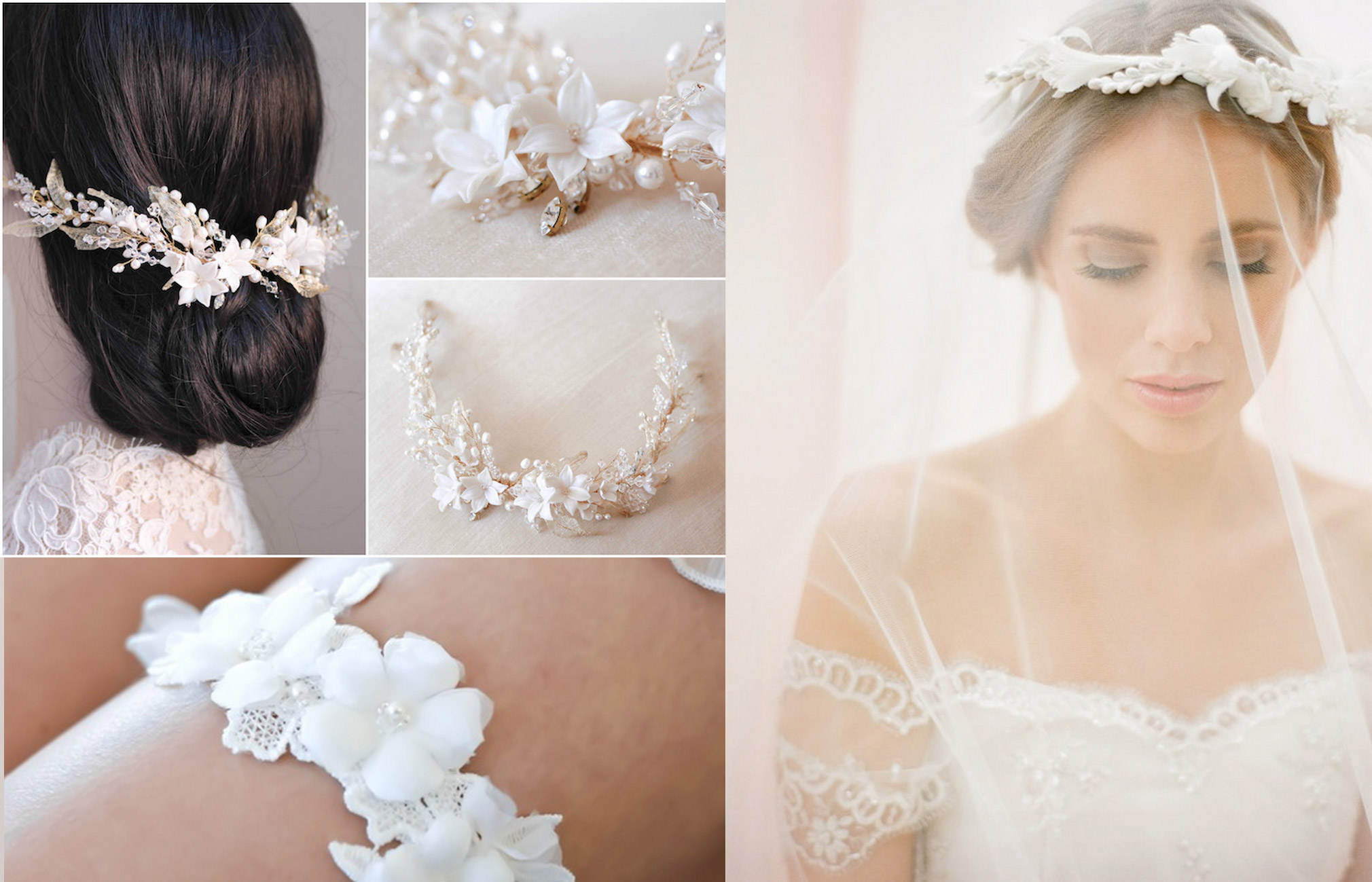 Percy Handmade Bridal Accessories